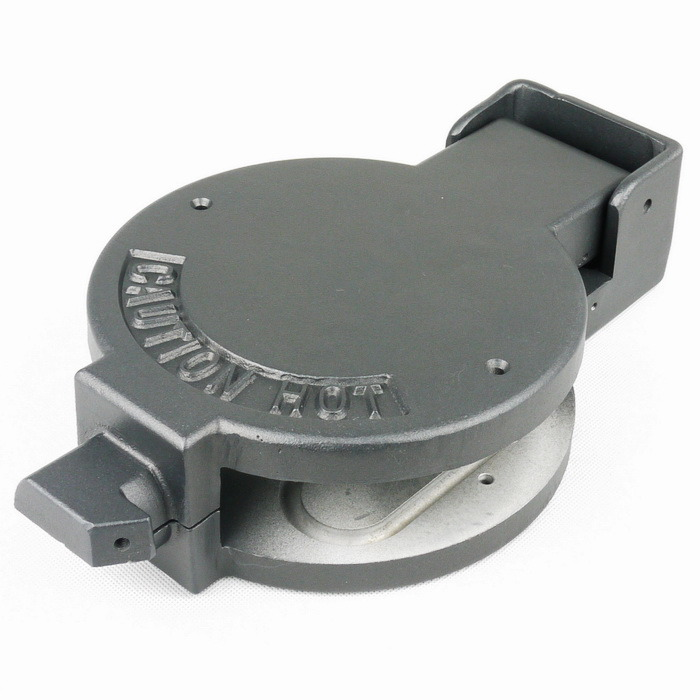 Waffle Maker Aluminum Body, Heater Carrier Sand Casting