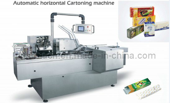 Zh-100 Automatic Horizontal Cartoning Machine for Coffee Maca Mauca