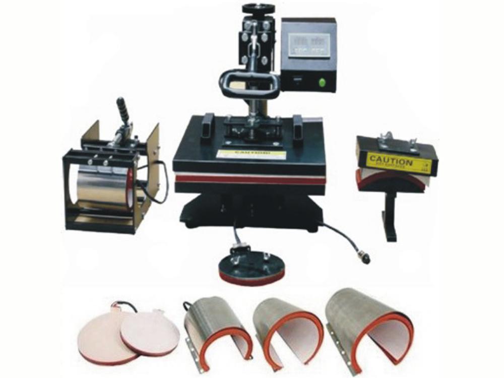 heat press machine for tshirt printing