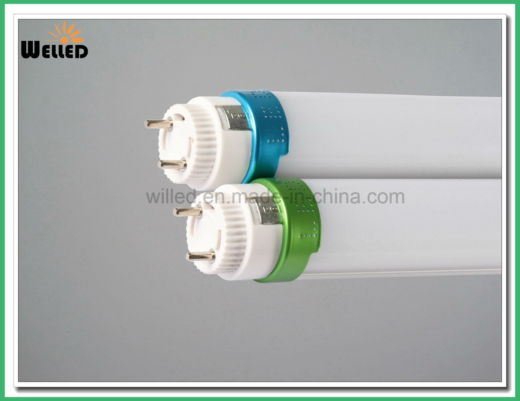 1200mm Compatible LED T5 Tube Light Flourescent Lamp 1.2m 18W 100lm/W AC85-265V with Built-in Driver