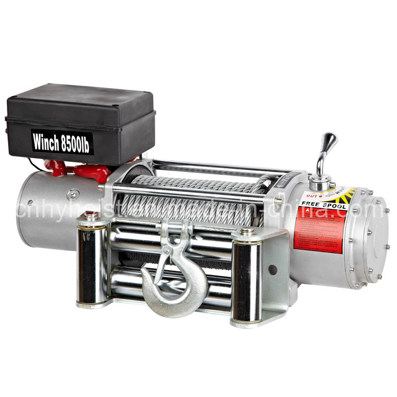 WT-8500 Electric Winch