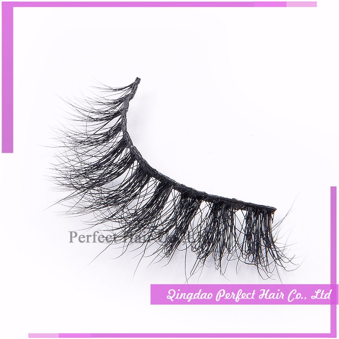 Natural Daily Use Human Hair Lashes False Eyelash