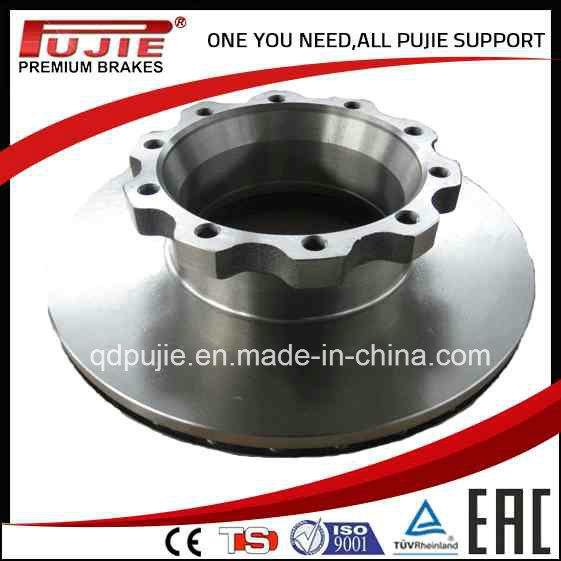 Yutong Truck Brake Disc for Zk6122