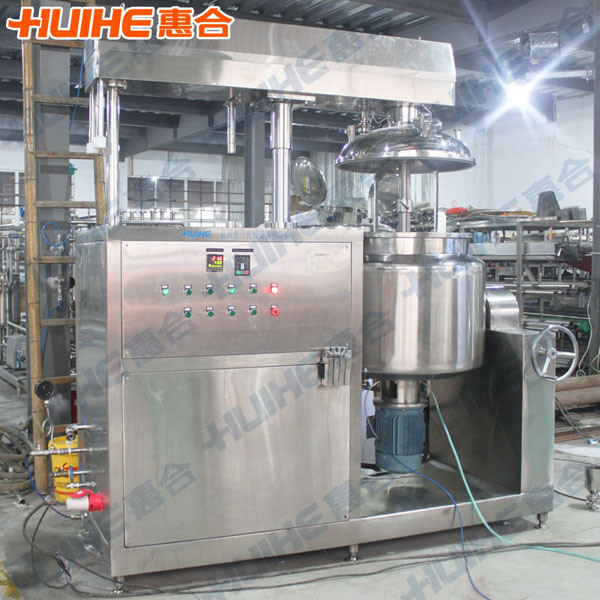 Stainless Steel Emulsifying Mixer (50-1000L)