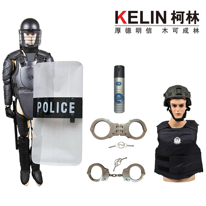 Police and Military Equipment - Self Defense Device China Factory