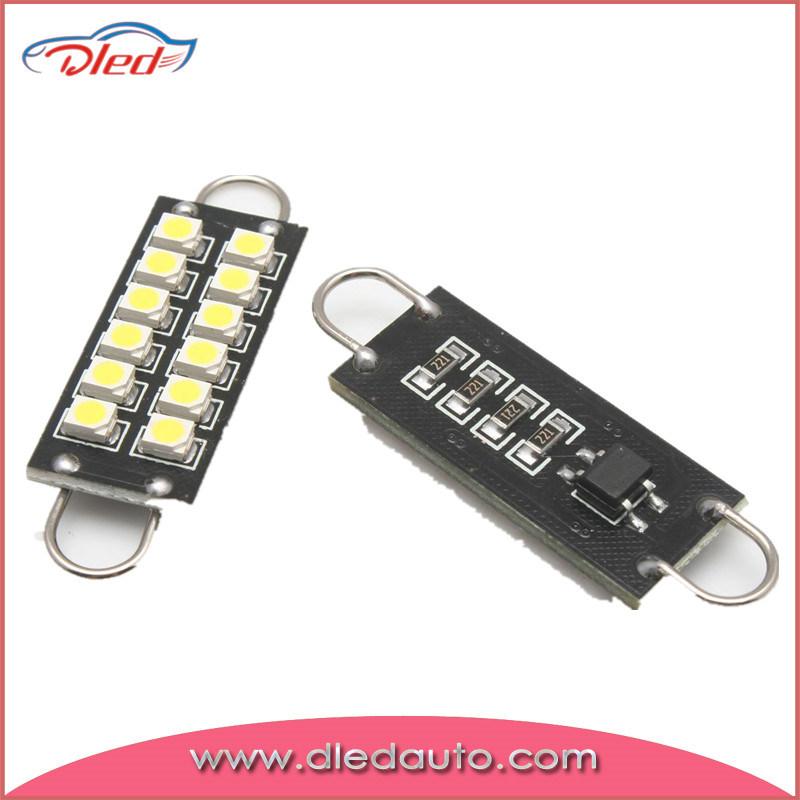 High Power Festoon 44mm LED Auto Interior Light