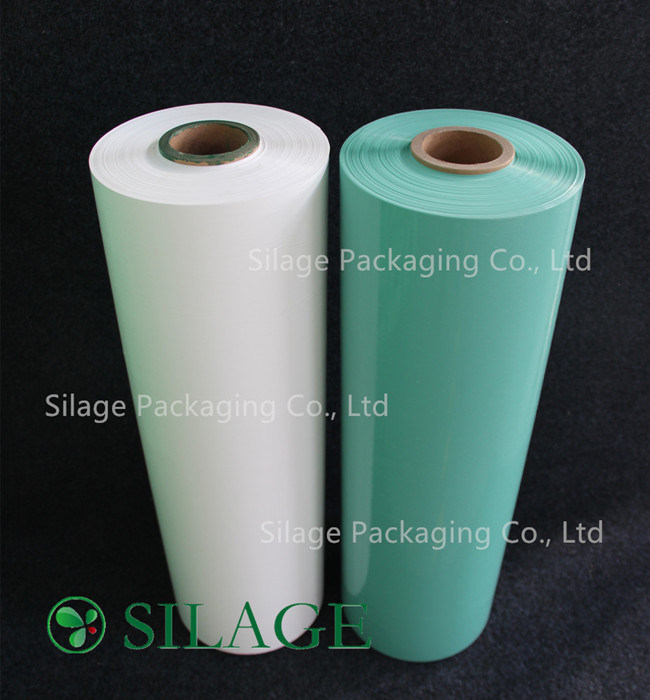 500mm*1800m Round Bale Blown Strong Power Silage Wrap