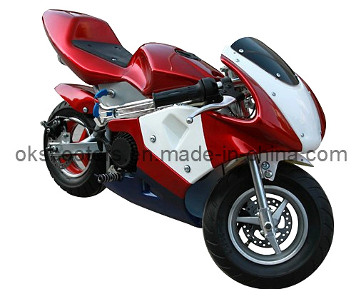 Gas Powered Super Kids Bike 49cc Mini Pocket Bike