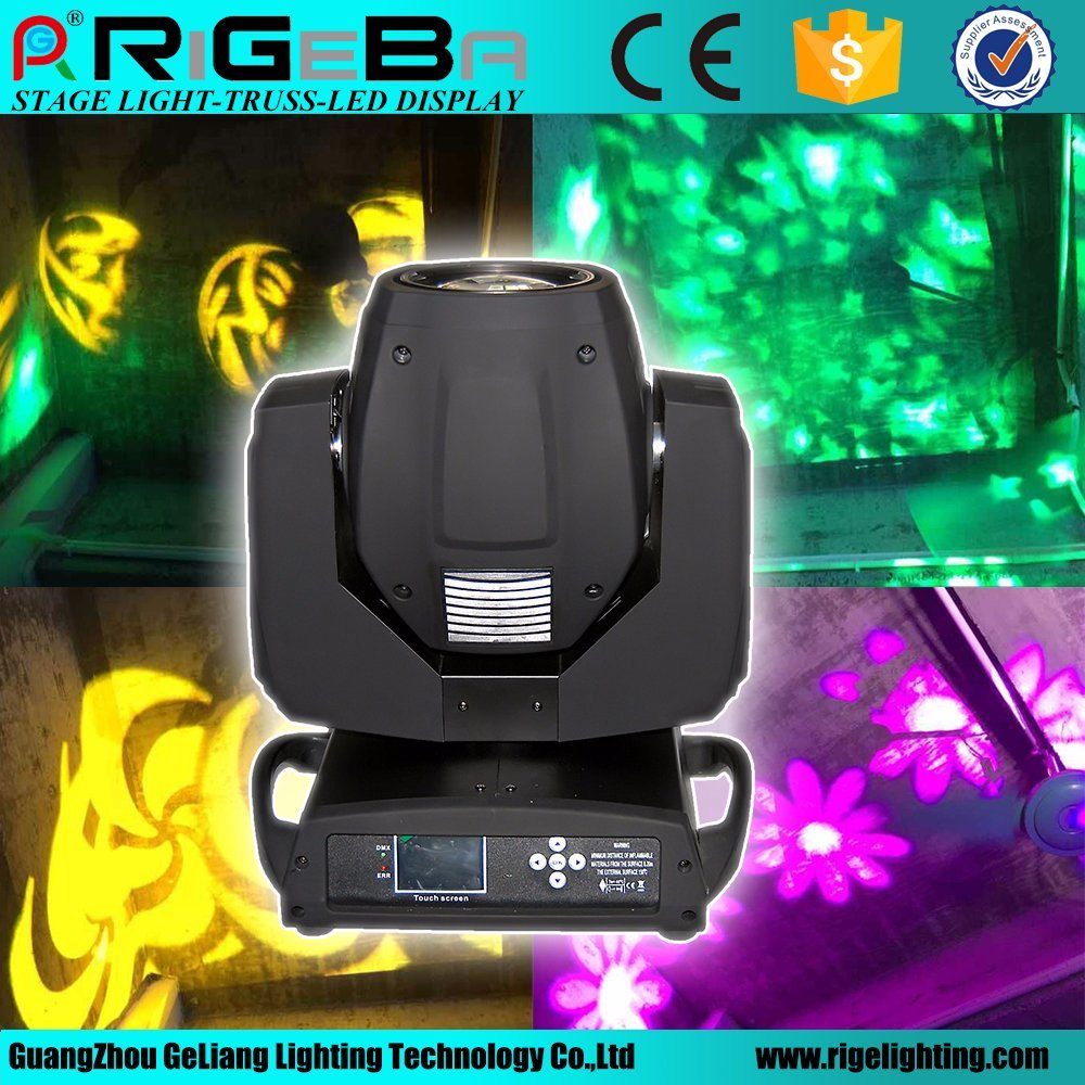 Stage Light for 5r 200W Beam Spot Wash Moving Head
