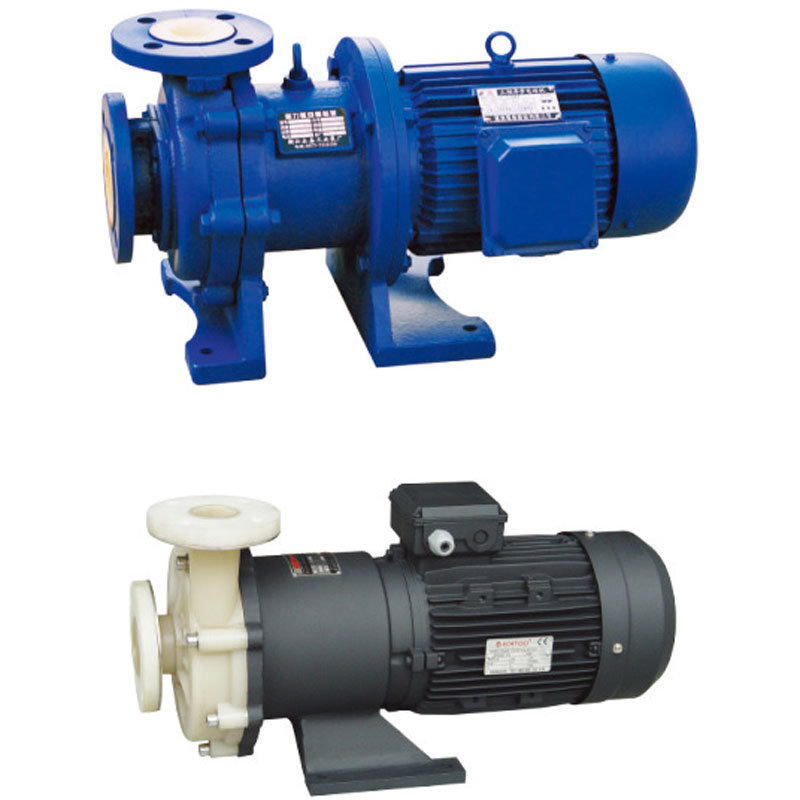 CQB Lined Fluoroplastic Magnetic Driving Pump