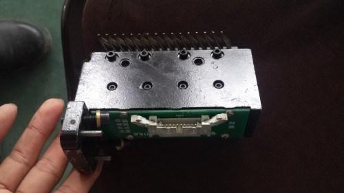 Actuator for Socks Machine