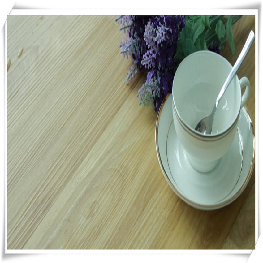 Wood Grain Click Lock PVC Plastic Floor Tiles