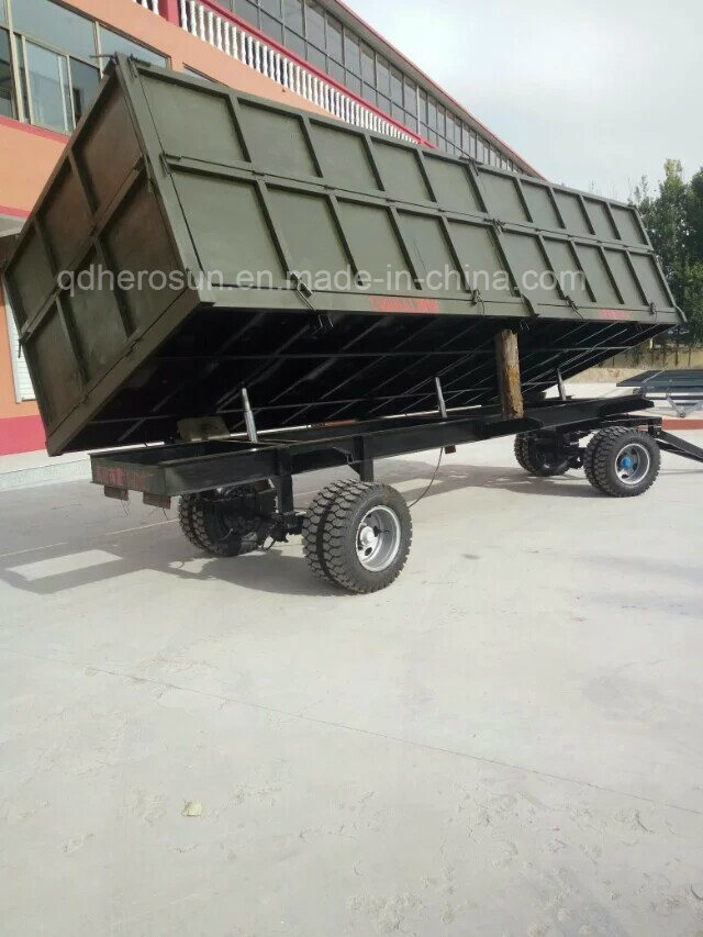 20 Tons Tipping Trailers