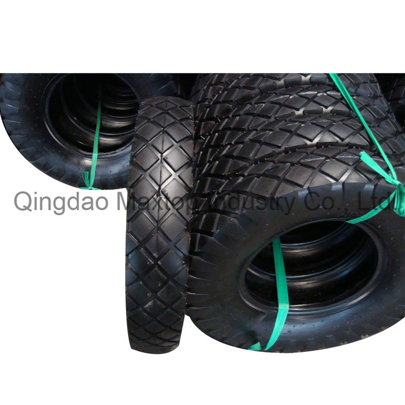 Wheel Barrow Tyre/ Wheelbarrow Tyre with Reach PAHs Certificate