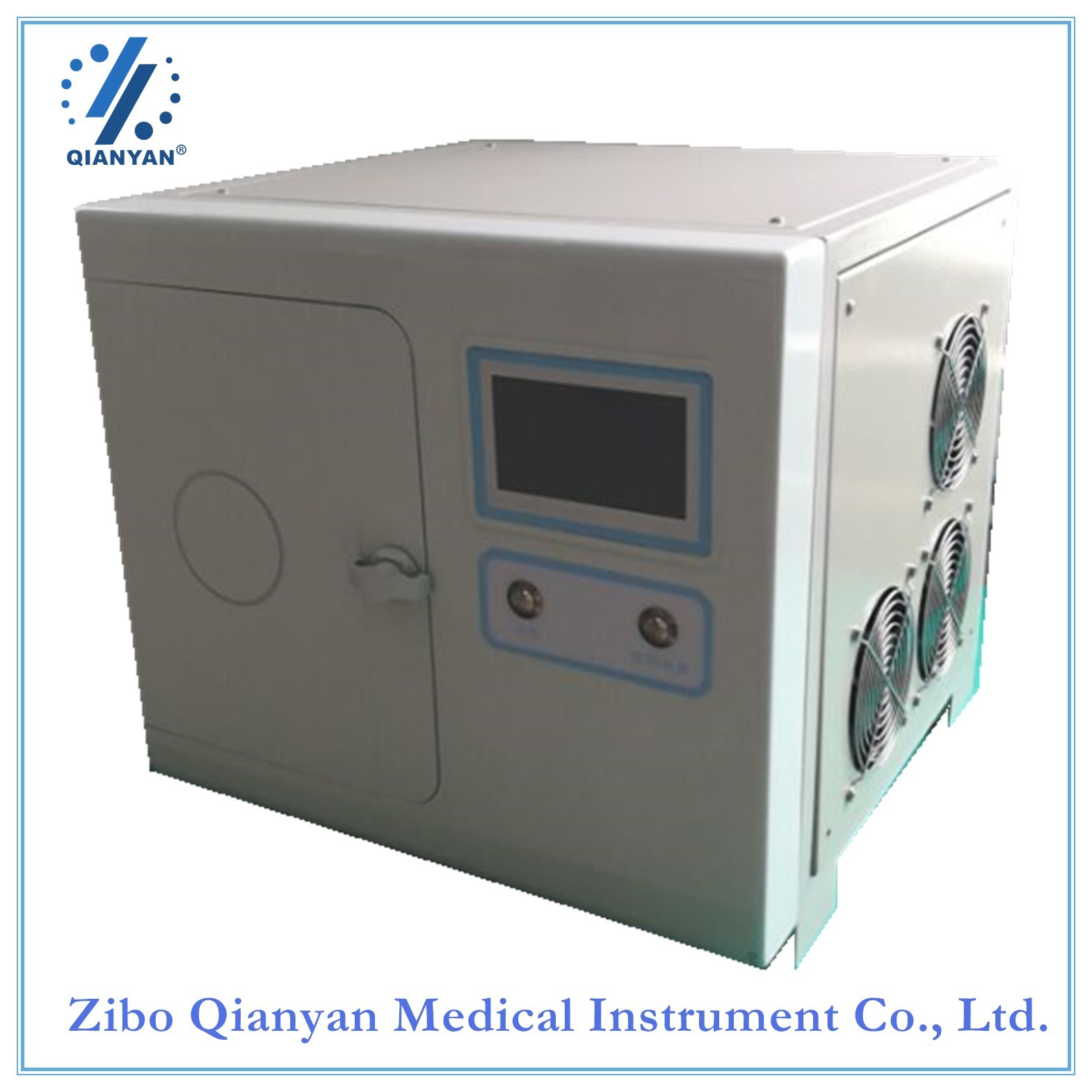 High Efficiency Ozone Generator for Continuous Production of Ozonated Oil