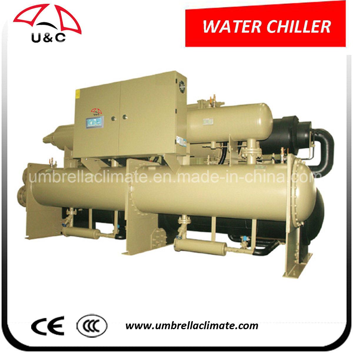 Pcwf Series Water Cooled Screw Chiller Water Chiller/ Heat Pump
