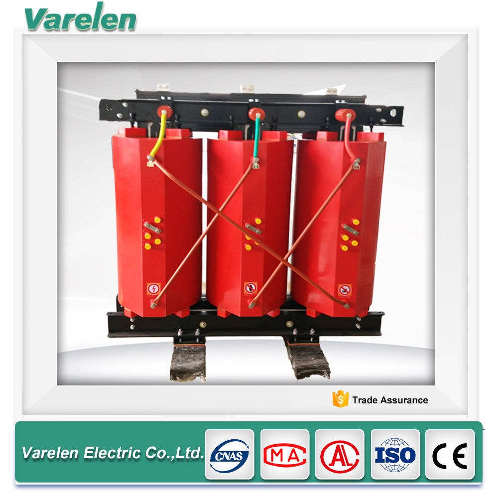 630kVA Cast Resin Dry Type Power Transformers