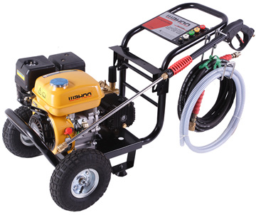 3000psi Gasoline High Pressure Washer (WHPW 3000)