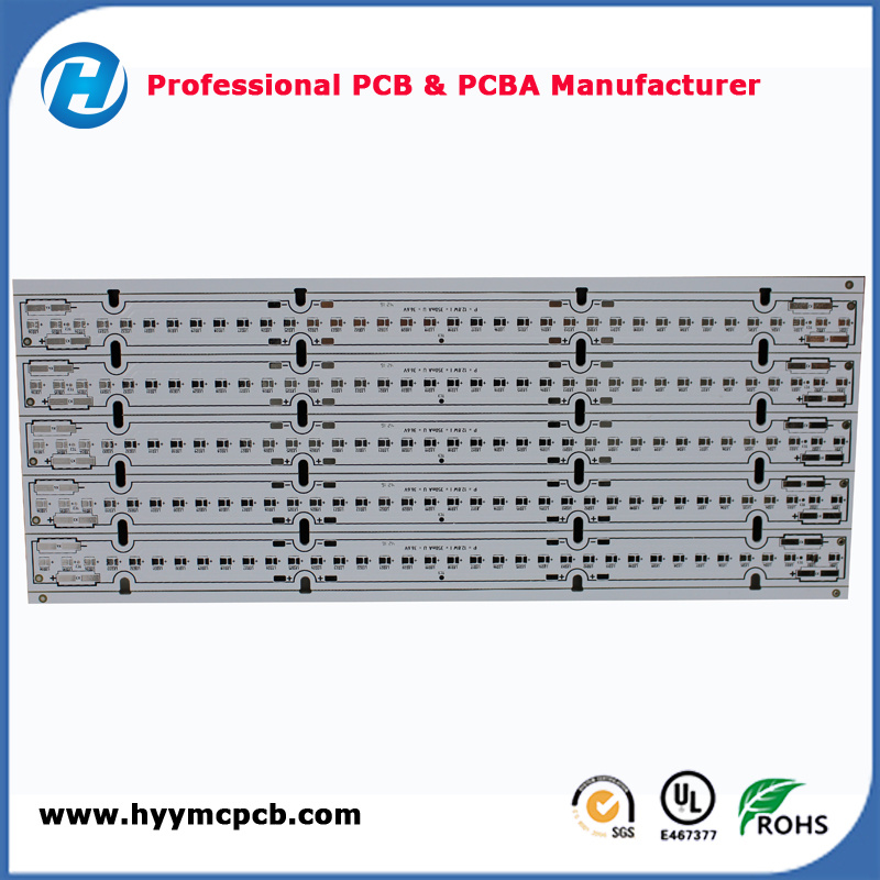 Aluminum LED PCB with SMT PCBA for Ceiling Light Lamp