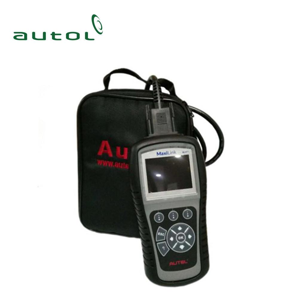 Autel Maxilink Ml619 Mut II Diagnostic Tool Update Online Better Than Autel Autolink Al619 Car Code Reader