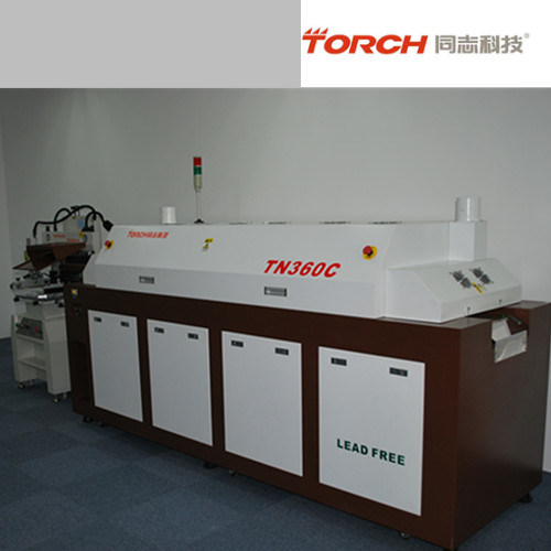 SMT 6heating Zone Reflow Soldering Oven Tn360c