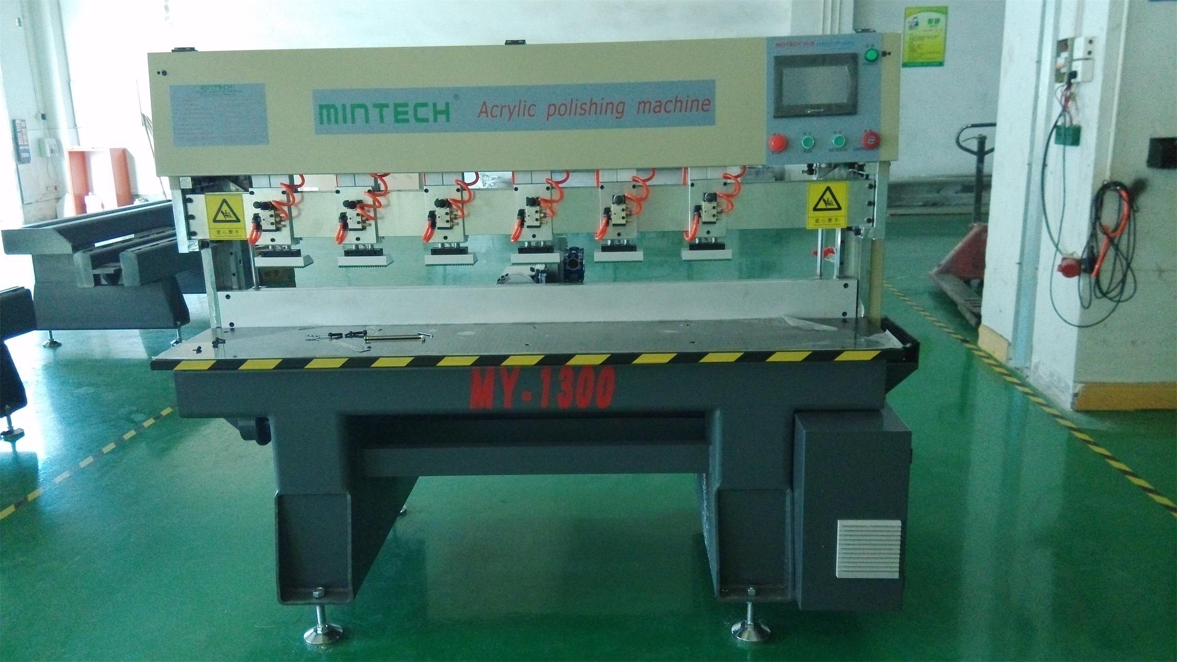 Factory Supply Acrylic Polisher Machine