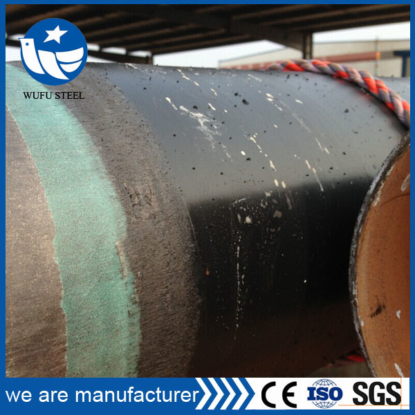 High Performance Carbon Welded Hydraulic Steel Pipe