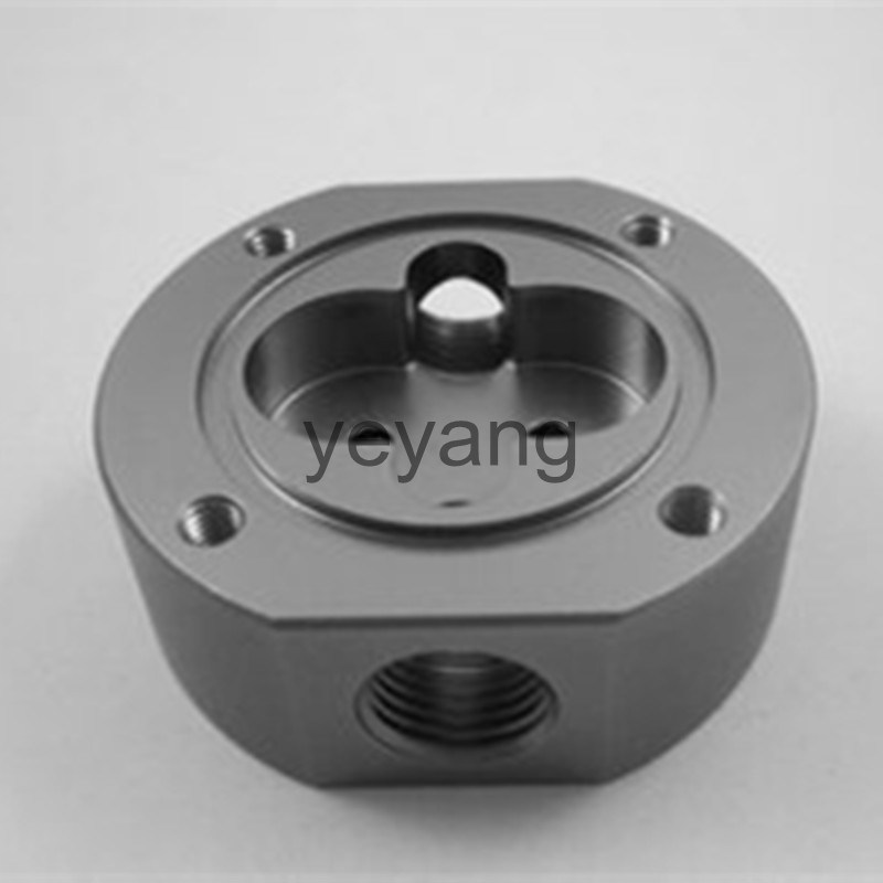 Precision Machining Steel Machine Parts