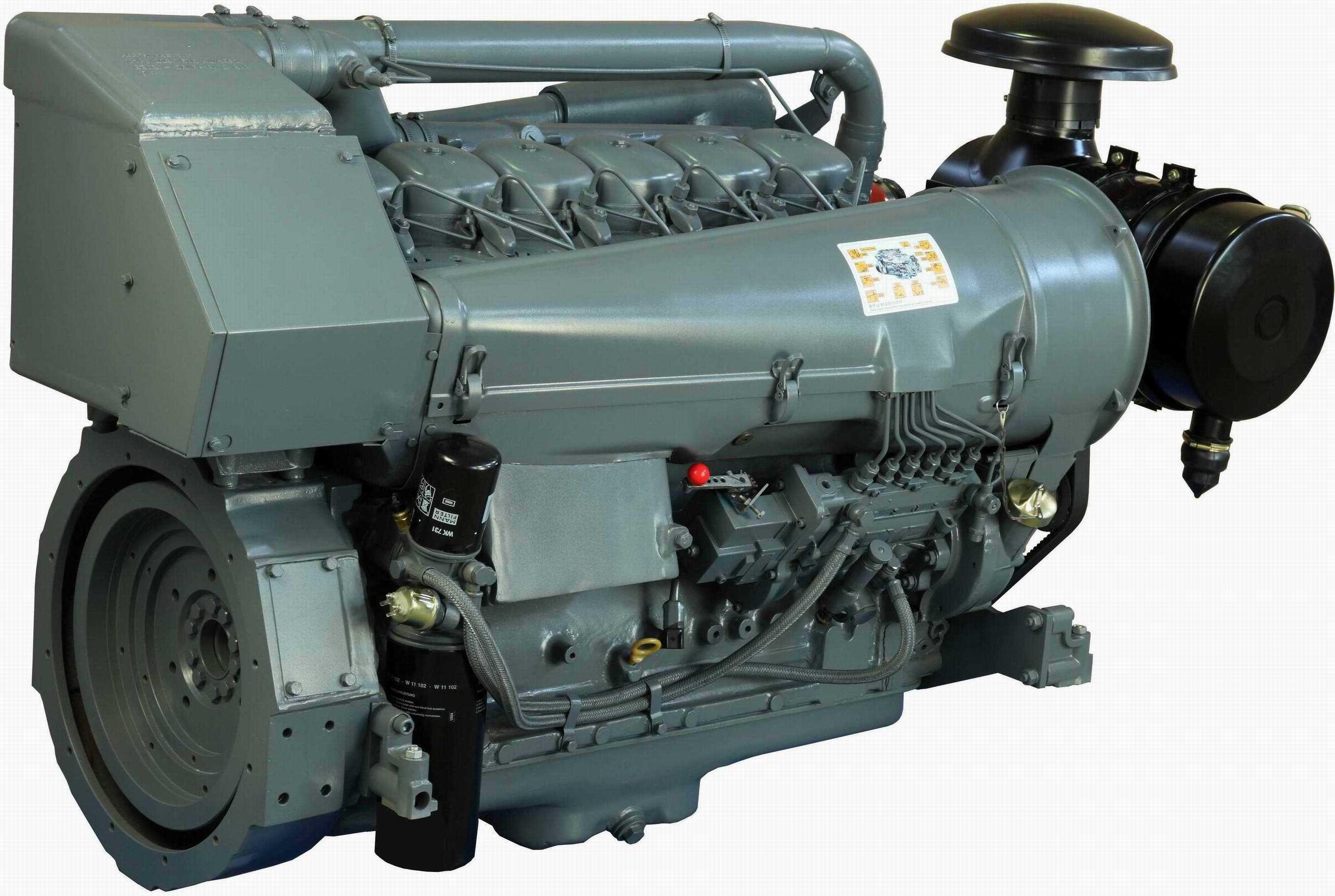 Air Cooled Diesel Engine (BF6L913)