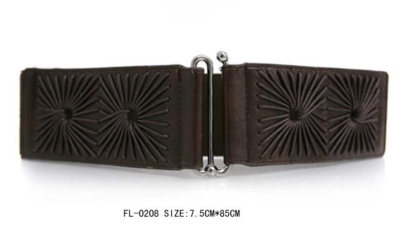 Ladiy Elastic Belt Fl-0208