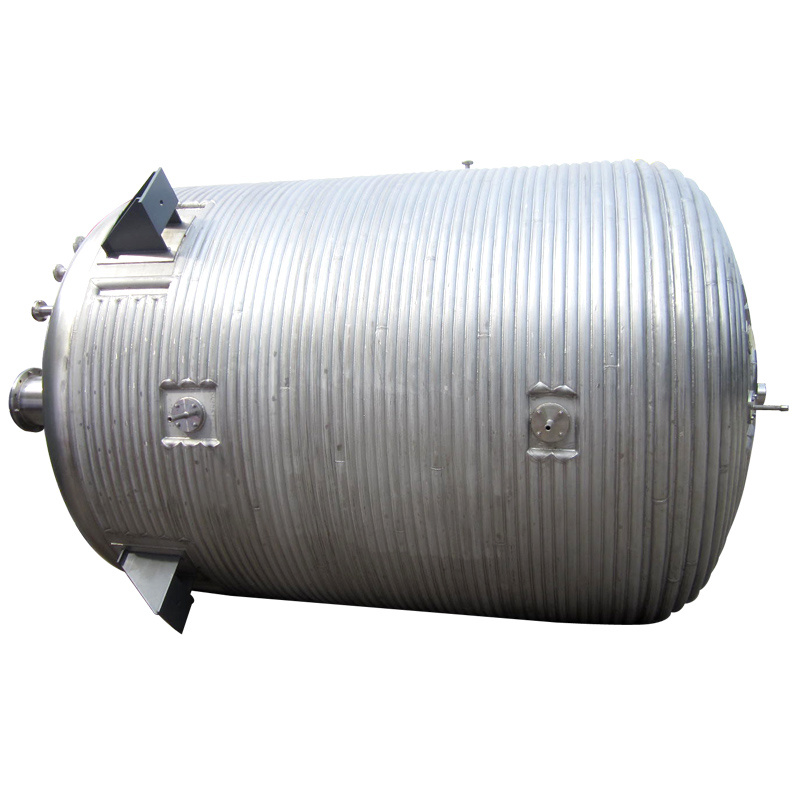 China New ISO Approved External Coil Tube Reactor (R-004)