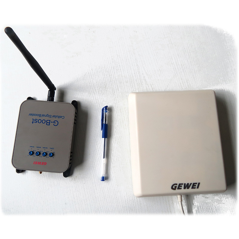 2g 3G 4G W-CDMA 2100MHz Mobile Phone Cellular Signal Booster Amplifier Repeater 65dB+Yagi+Omni Antenna+50FT Cable at-3GM60-C