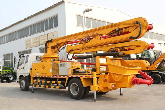 25m 28m 32m 37m 48m Truck Concrete Pump Truck