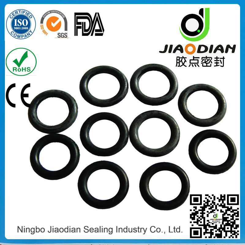 EPDM O Rings Mechanical Seals with SGS RoHS FDA Certificates As568-JIS2401-ISO3601 (O-RINGS-0060)