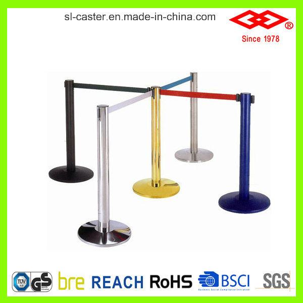 Titanium/ Stainless Steel Queue Barrier (WL04-32B51B&51T)