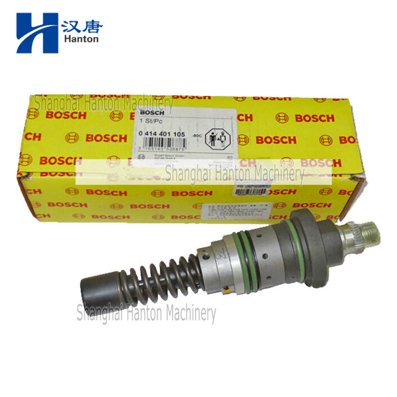 Deutz BF6M1013EC truck diesel engine motor parts 02112860 bosch 0414401105 fuel pump