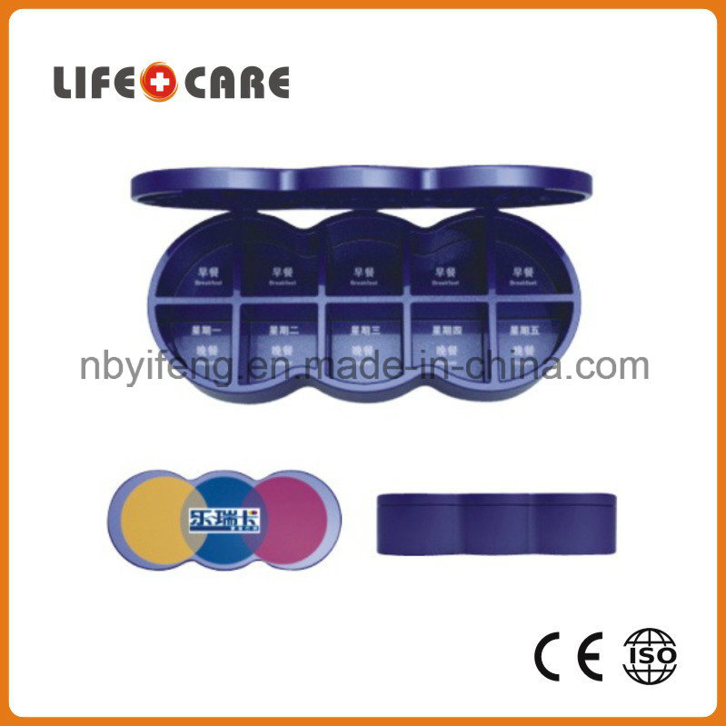 Promotional Medical PP Plastic Bandage Case