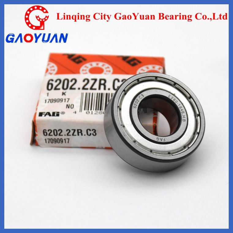 High Speed! Original SKF/ NSK/NTN//Koyo Deep Groove Ball Bearing (6202 2Z)