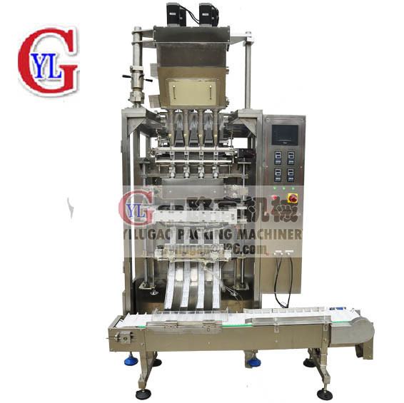 Back Sealing Stick Sachet Powder Coffee Packing Machine