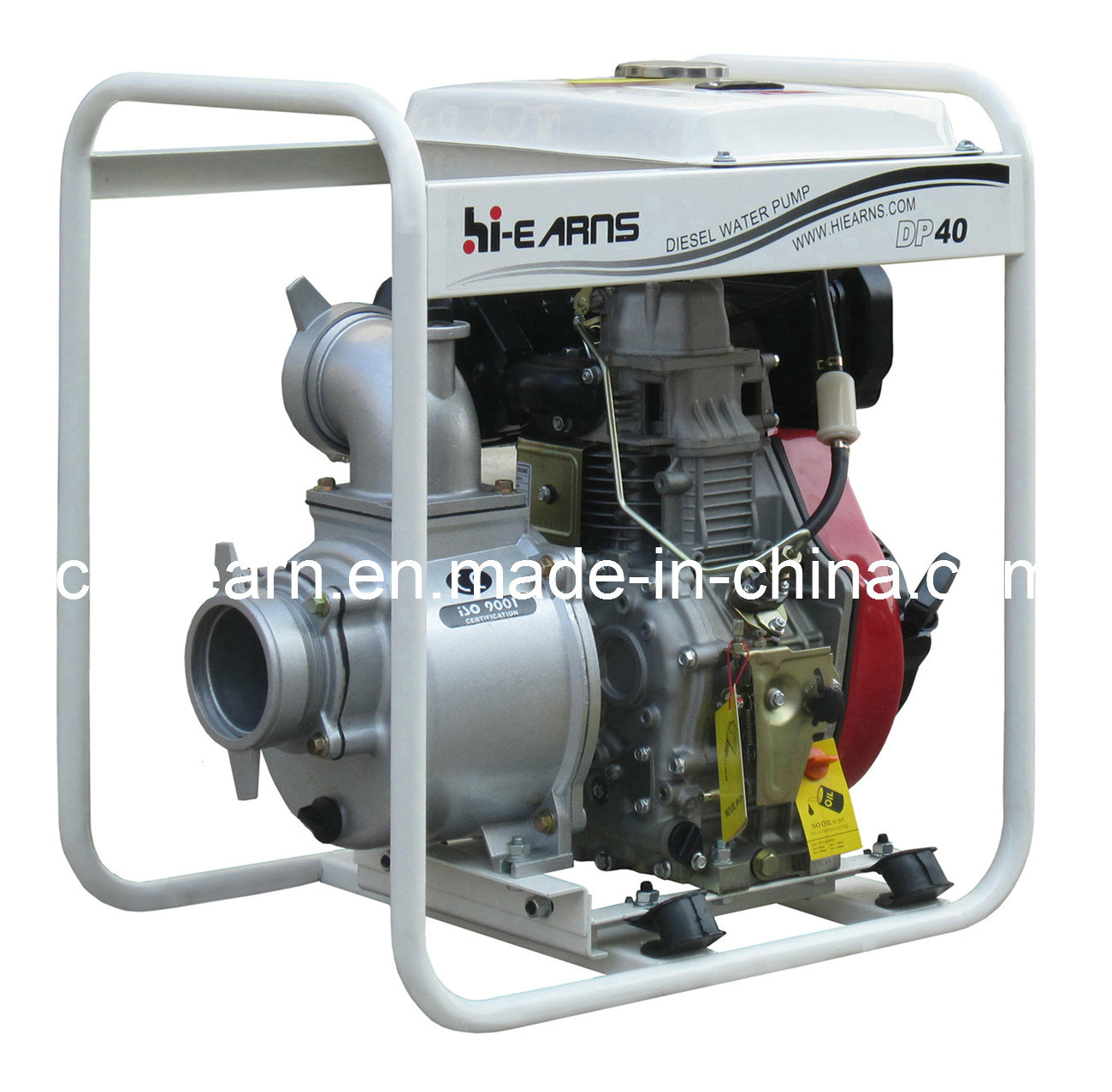 1.5-4 Inch Diesel Engine Water Pump (DP40)