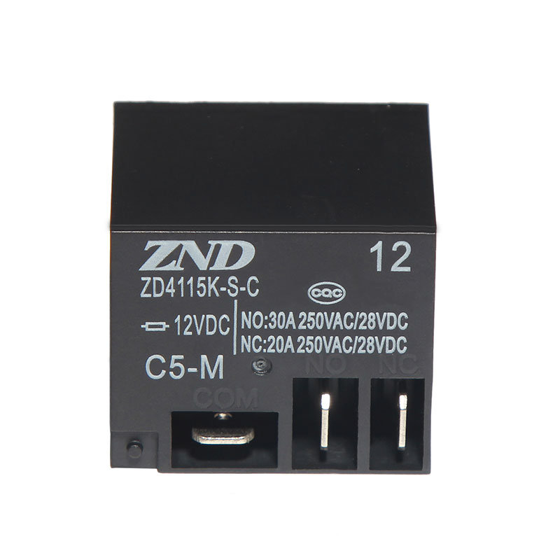 Zd4115k (T91) Miniature Power Relay for Industrial&Household Appliances 30A Electromagnetic Relay