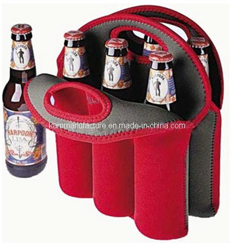 Promotional 6 Bottles Beer Cooler Bag