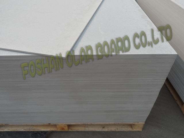 Eco-Friendly Fiber Cement Board for Decoration Wall Panel