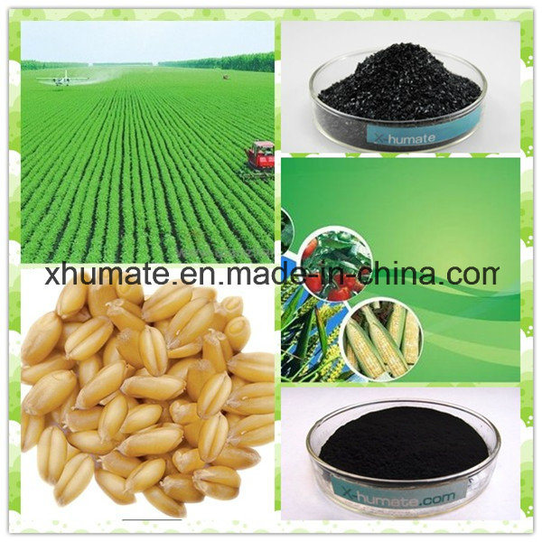Humic Acid Soluble Super Potassium Humate Humic Acid Organic Fertilizer