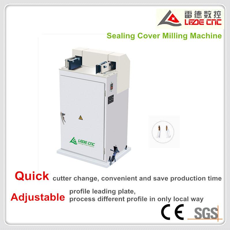 UPVC Window Machine PVC Doors Machine Sealing Cover Milling Machine