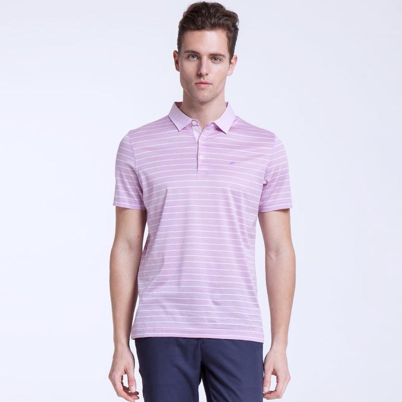 fashion Design Fancy Wear Formal Polo Shirt for Men OEM New Design