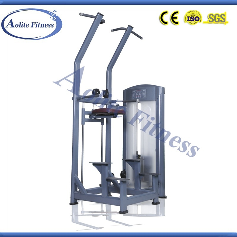 High Quality Assist Chin DIP Exercise Machine
