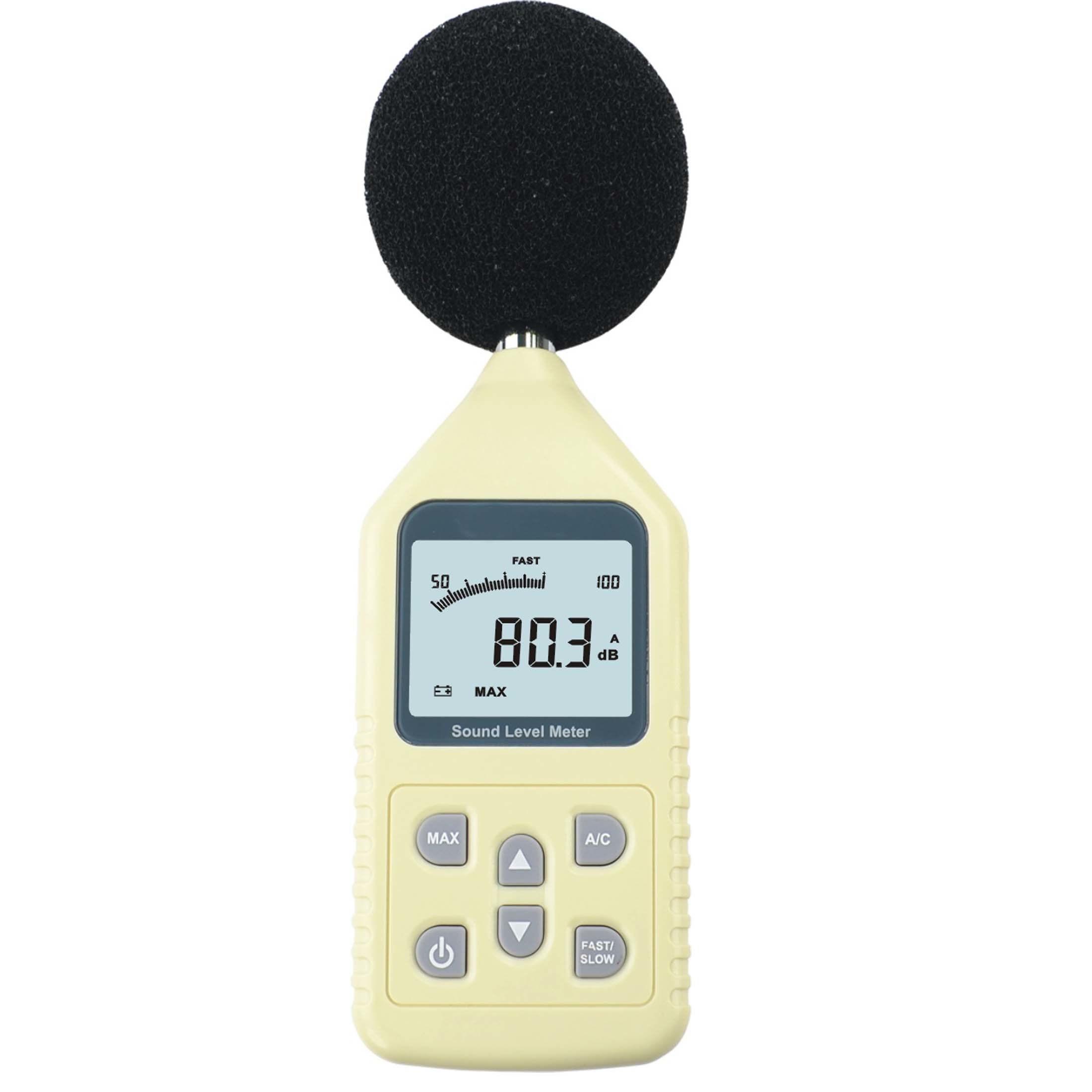 Sound Level Meter : China sound pressure level meter s sm