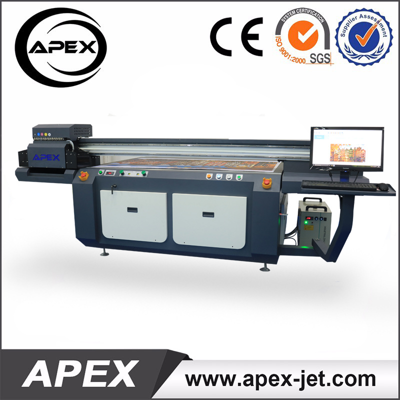 2017 Apex New Large Format 160*100 Digital UV LED Flatbed Printer