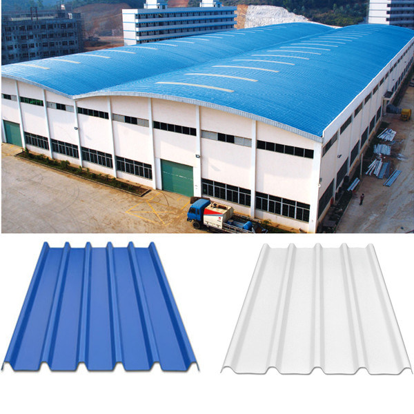 UPVC Roofing Sheet South America